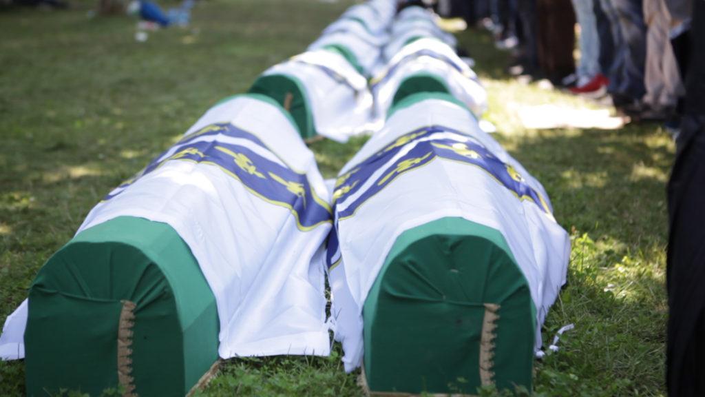 La pace fredda – Srebrenica
